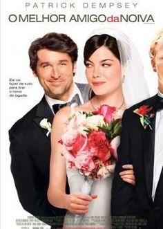 """O MELHOR AMIGO DA NOIVA Tom (Patrick Dempsey) é um homem bem sucedido que sempre que pode se encontra com Hannah (Michelle Monaghan), sua melhor amiga. Quando ela viaja a negócios para a Escócia, Tom descobre-se apaixonado por ela. Decidido a pedi-la em casamento assim que retorne de viagem, Tom é surpreendido ao saber que ela voltou noiva de um belo e rico escocês. Chamado para ser a """"madrinha"""" do casamento, Tom reluta mas aceita o convite. Agora ele quer impedir que o casamento dela…"""