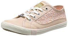 Mustang 1099-306, Damen Sneakers, Rot (555 rose), 36 EU - http://on-line-kaufen.de/mustang/36-eu-mustang-1099-306-damen-sneakers-3