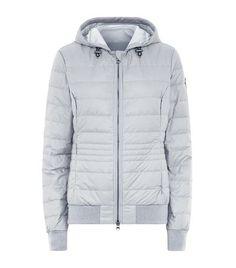 CANADA GOOSE Sydney Hooded Jacket. #canadagoose #cloth #