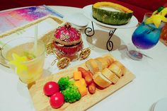 Cinderella Charming. Cheese fondue  ◟̆◞̆ Osaka ❤︎