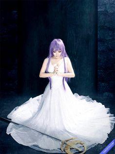 Goddess Athena (Saori Kido) Series Knights of the Zodiac