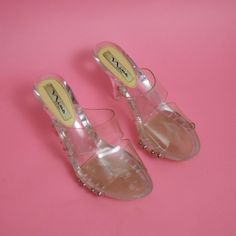 ebb0e544ed 21 Best Plastic heels images   Loafers & slip ons, Shoes heels, Boots