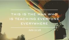 IF:Equip | Acts 21:27-36