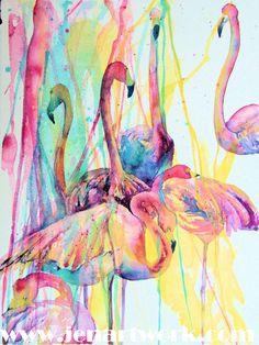Jen Callahan Artwork: Birds