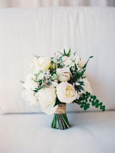 White bouquet | Jesse Leake | Snippet & Ink
