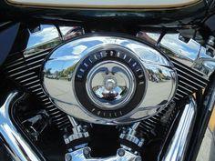 2010 Harley-Davidson FLHR - Road King Police Touring , Green/White, 15,444 miles for sale in South Daytona, FL