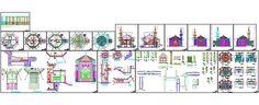 Dwg Adı : Cami ve şadırvan projesi  İndirme Linki : http://www.dwgindir.com/puanli/puanli-2-boyutlu-dwgler/puanli-yapi-ve-binalar/cami-ve-sadirvan-projesi.html