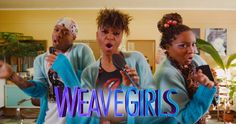 Weavegirls by Todrick Hall___I know it's a parody...but its Slave-ish undertones cannot be ignored