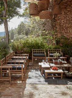 La Granja Ibiza is the first Design Hotels experiment. A members only retreat.