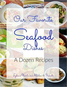 12 Favorite Seafood