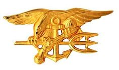 Navy Seal Trident. The ultimate warriors. These men go above and beyond to defend their country.