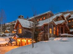 Extraordinary Property of the Day: Inspiring Mountain Living in Vail, Colorado