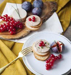 Terrine vegan façon foie gras de Marie Laforêt - les meilleures recettes de cuisine d'Ôdélices