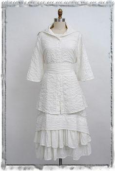 Summer 2012 Look No. 28 - Ivey Abitz