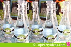 #Elephant Water Bottle Labels: How-To Project