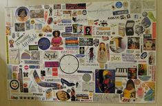 learn about the law of attraction vision board and how you can put vision boards to ...