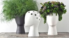 We Must Have This Wig Vase, And We Must Have It Now! | NewNowNext