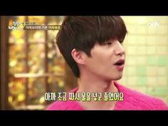 Song Jae Rim - 2015 8th December Cooking/tasting cut (House Cook Master Baek) - YouTube