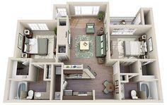 The new floor plan!