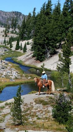 Oregon trail ride....jaw droppingly beautiful
