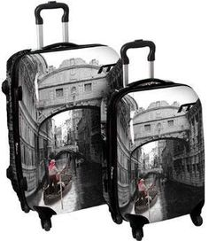 Paris Luggage | Love Luggage | LovabLe Luggages | Pinterest | Bags ...