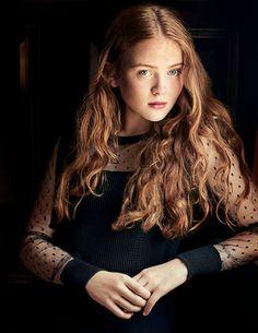 #agentmitchrapp: Sadie Sink Rebecca Miller // Empire...