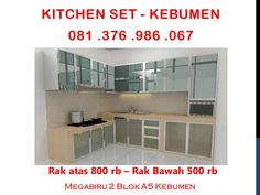 10 Ide Kitchen Set Kebumen Jual Kitchen Set Kebumen Harga Kitchen Set Kebumen Bengkel Dapur Per