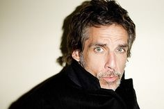 ben stiller. ok, normally no, but with the beard, yes