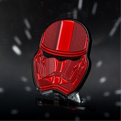 Highly anticipated by fans, the red Sith troopers made their debut in Represent them with this enamel pin available from