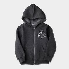 Montauket Mini Zip Fleece Hoodie