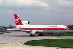 C-GAGF Lockheed L-1011-385-3 TriStar 500 Air Canada Commercial Plane, Commercial Aircraft, Martin Aircraft, Planes, Air North, Mcdonnell Douglas Md 11, Canadian Airlines, Aircraft Images, Air Traffic Control