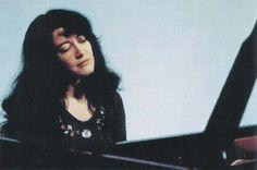 Martha Argerich, excelente pianista argentina.