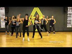 """I Don't Like It, I Love It"" || Flo Rida || Dance Fitness Choreography || REFIT® Rev - YouTube 55 mins of zumba, 363 calories, 8/12/15"
