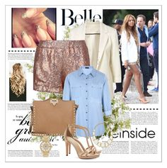 """Belle"" by anela-memic ❤ liked on Polyvore featuring Zimmermann, Jaded London, Ally Fashion, Valentino, Kate Spade, Michael Kors, Tory Burch and New Growth Designs"