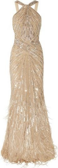 ROBERTO CAVALLI  #dress http://finditforweddings.com