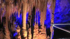 Venetsa, o peșteră din onyx, colorată magnific