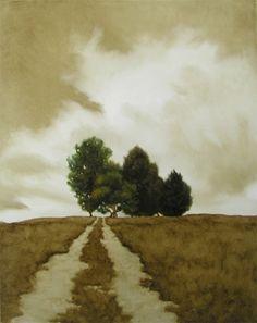 A road oft travelled.  (Laura den Hertog)