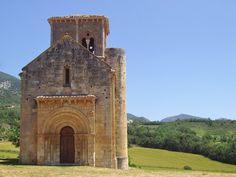 Spanish little churches in the middle of nowhere