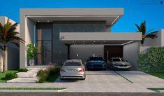 Home Building Design, Home Design Plans, Building A House, House Outside Design, Simple House Design, House Architecture Styles, Architecture Design, Dream House Exterior, My House