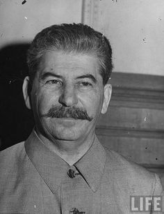 Margareth Bourke-White, Portrait of Stalin, 1941