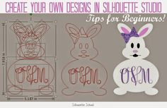 Designing Your Own Shapes in Silhouette Studio: Tips for Beginners