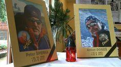 Nádej na návrat slovenských horolezcov domov definitívne zhasla :-( Telá Antona Dobeša a Petra Šperku boli boli včera identifikované slovenským konzulom. Rodinám vyslovujeme úprimnú sústrasť. Viac na http://tvnoviny.sk/sekcia/domace/archiv/pozrite-sa-aki-boli-horolezci-anton-dobes-a-peter-sperka-ludia.html (Foto: TV Markíza)