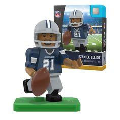 Ezekiel Elliott Dallas Cowboys Oyo Mini Figurine