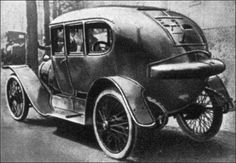 Alin & Liautard – A French Carrosserie and the Grégoire Automobile 1910
