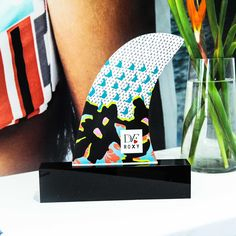 #DVFlovesROXY Custom surf fin