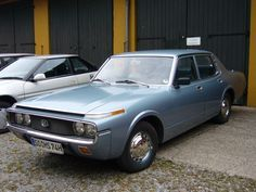 1972 Toyota Crown MS65 Sedan