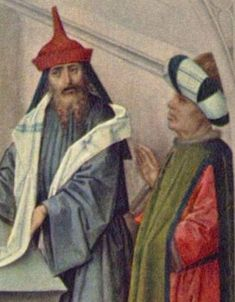 red hat Venice required Jews to wear 1483
