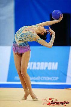 Barbora Filiou (Greece)/ Grand Prix / Moscow / Final