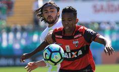 Brasileirão: Chapecoense leva a virada do lanterna Atlético-GO: 2 a 1