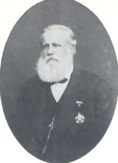 HIM Emperor Pedro II of Brazil / 1878